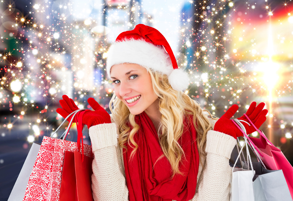 New_York_x-mas-shopping_lady