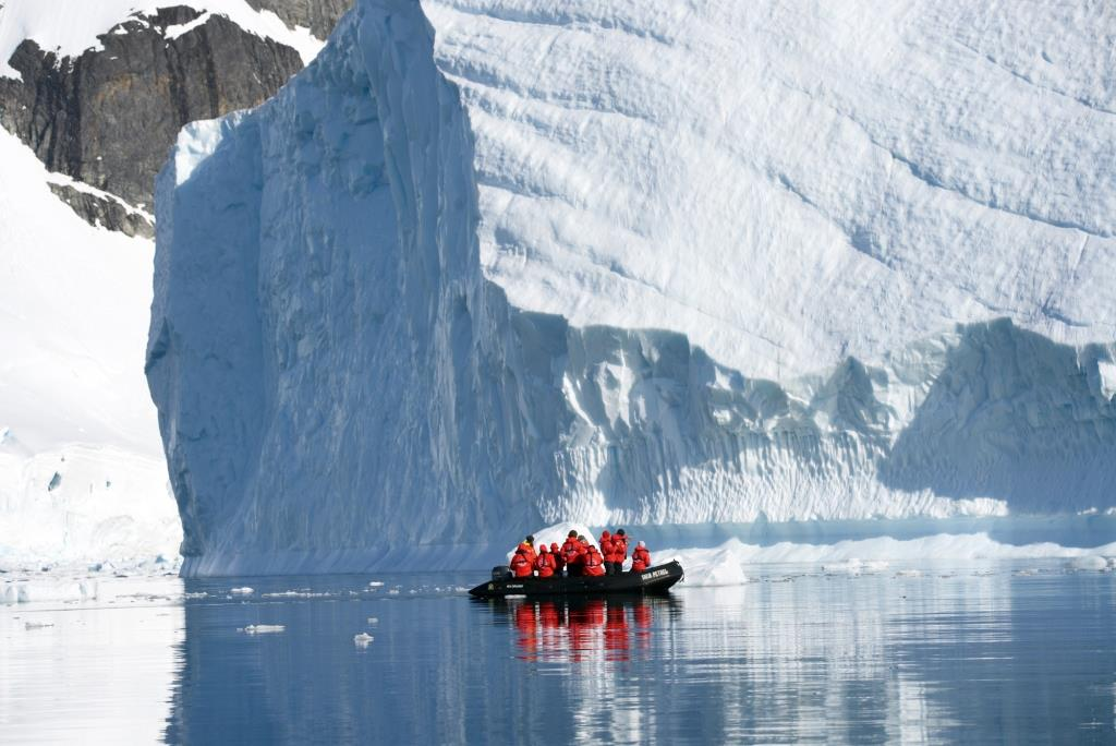 Poseidon Expeditions Antarktische Halbinsel