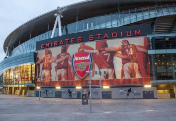 Emirates Stadium London - Fussballreise Arsenal London