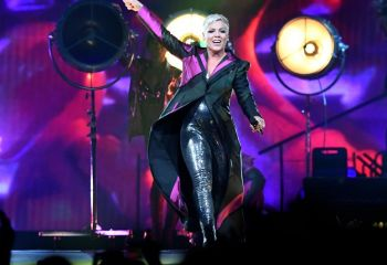 P!NK live in Concert