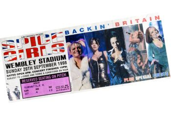 Spice Girls live in Concert