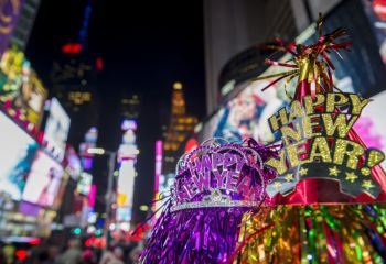 - Happy New Years - Silvester in New York