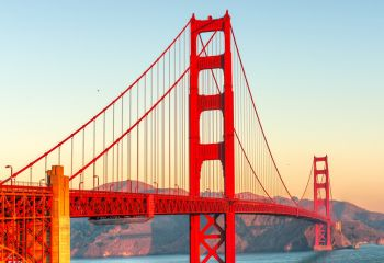 USA | San Francisco Golden Gate Bridge
