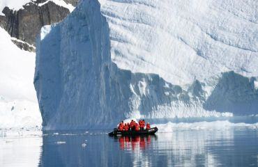 Zodiac Ausflug  © Poseidon Expeditions