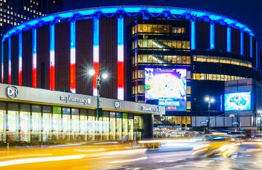 Madison Square Garden in New York City