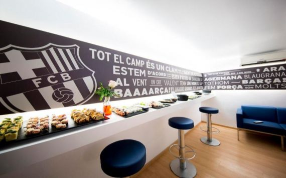 Berlin Lounge Camp Nou FC Barcelona